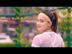 Mera Suit Patiala Kitno Ko Maar Dala Wakhra Swag Tik Tok Famous Song Ai Creation Youtube Mera Songs Patiala