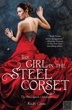 7. The Girl in the #Steel Corset by Kady #Cross - 10 Young Adult #Books… #Young