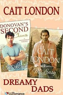 Awesome Romance: DREAMY DADS by @CaitLondon #FREE for #Kindle