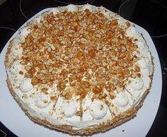 Gebrannte Walnuss - Torte, ein schönes Rezept aus der Kategorie Torten. Bewertungen: 26. Durchschnitt: Ø 4,2.