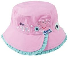 Mini Club Girls Peppa Pig Hat