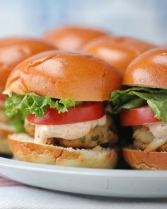 Crab Cake Sliders  A recipe so good it needs to be shared. Join Citi and No Kid Hungry as they partner to help end childhood hunger in America. https://www.citiprivatepass.com/kids