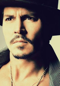 Johnny Depp! I just cant get enough of him!