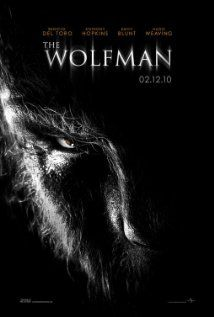 The Wolman (Benecio Del Toro, Anthony Hopkins, Emily Blunt) Movie Poster Movies Double-sided poster - 69 x 102 cm Wolfman Movie, The Wolfman 2010, Best Movie Posters, Original Movie Posters, 2011 Movies, Hd Movies, Watch Movies, Movies Free, Scary Movies
