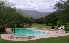 Piscina Hotel El Choique