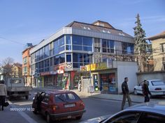 Kazanlak Office Building