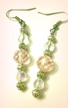 Roses and Romance by ForHerEarsOnly on Etsy,