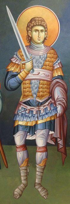 Iconographer Dimitris Maniatis – icoana Fresco, Style Icons, Samurai, Saints, Mai, Fictional Characters, Amazing, Fresh, Fantasy Characters