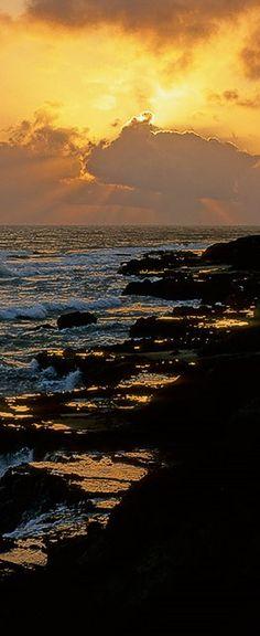 Sunrise at the Beach Barra Sucatinga - Beberibe - Ceará - Brazil                                                                                                                                                     Mais