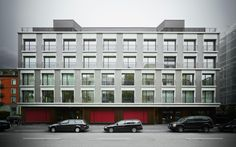 Alfred-Escher-Strasse Apartments by Züst Gübeli Gambetti In Reference, Multi Story Building, Exterior, Modern, Apartments, Facades, Buildings, Brick, New Construction