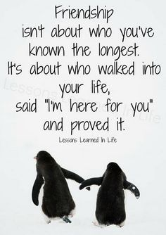 i have experienced this. and to me, a true friend is the one who can accept you at your worst. that kind of friendship is the one that will last