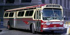 South  Suburban Safeway Bus 1963