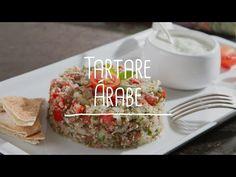 Tartare Árabe | Receitas Saudáveis - Lucilia Diniz - YouTube