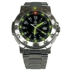 Smith & Wesson Watch Tritium Aviator