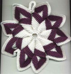 39 Besten Häkeln Topflappen Bilder Auf Pinterest Crochet