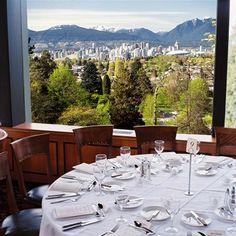 Seasons Restaurant in Queen Elizabeth Park, Vancouver BC. World Beautiful City, Most Beautiful Cities, Great Places, Places To Go, Queen Elizabeth Park, Seasons Restaurant, Vancouver Bc Canada, Cool Photos, Amazing Photos