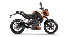 KTM 125 Duke ABS 2013: Safe power