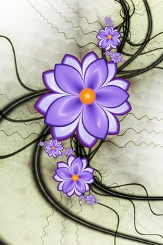Purple for Vicky by SuicideBySafetyPin on DeviantArt