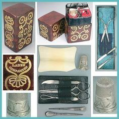 vintage sewing tools - Google Search