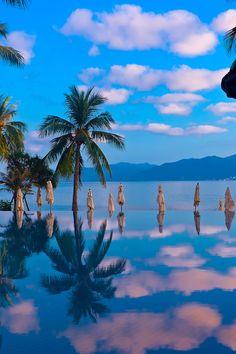 via Sunrise, Melati Beach Resort and Spa, Koh Samui (island), Gulf of Thailand, Thailand | Blaine Harrington III