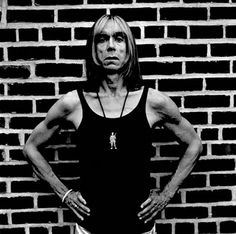 Iggy Pop by Anton Corbjin