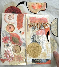book artists crochet | Artist Book – Künstler-Buch