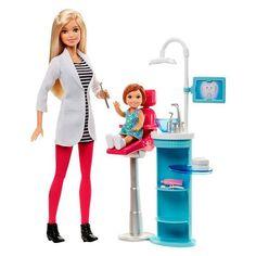 Кукла Barbie ( Кукла Барби ) Стоматолог (Mattel) | Barbie.Ru | Барби в России