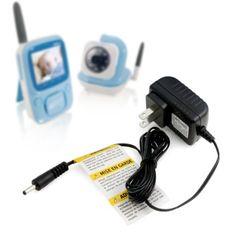 Infant Optics DXR5 Wall Socket Power Adapter (110v-240v compatible)