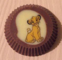 Lioness Favour  www.rocksonchocs.co.uk