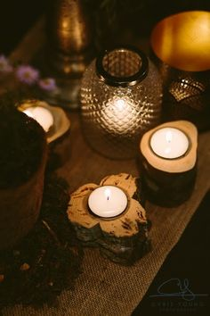 49 Best Candle Table Centerpiece Ideas Images In 2018