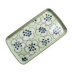 Denby Heritage Accent Rectangle Platter