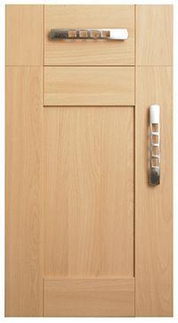 Tuscany Beech & Classic Range - Beech Kitchen Door Thumbnail | cabinet doors fronty ...