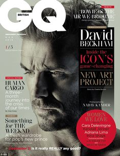 162 Best Cover ~ Homme images in 2019   Cover pages, Magazine covers ... 7b8d05f362a6