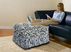 Special Offers - OTTOMAN BED WITH ZEBRA COVER - In stock & Free Shipping. You can save more money! Check It (April 05 2016 at 07:25AM) >> http://sofaarmchairusa.net/ottoman-bed-with-zebra-cover/