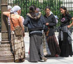 french gypsy women