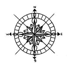 Pin Compass Rose Tumblr on Pinterest - ClipArt Best - ClipArt Best
