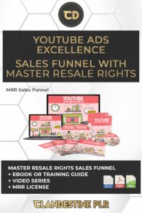 YouTube Ads Excellence Sales Funnel With Master Resale Rights  | #MasterResaleRightsSaleFunnels #MRRSaleFunnels #MRRProducts #MRR #MasterResaleRights Advertising Fails, Youtube Advertising, Ads, Ways To Earn Money, How To Make Money, Youtube Hacks, Sales Letter, Youtube Live, Social Media Images