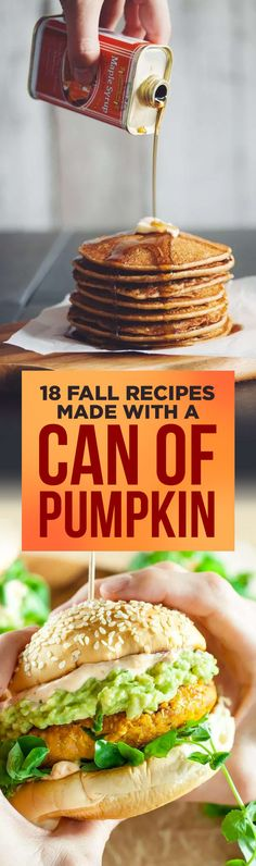 Here Are All Of The Things You Can Make With A Can Of Pumpkin