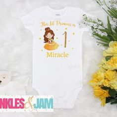 Birthday Shirts, Funny T-Shirts, Funny Tees, Funny Onesies - Sprinkles And Jam T Shirts With Sayings, Shirts For Girls, Funny Tees, Funny Tshirts, Family Birthday Shirts, Glitter Birthday, Baby 1st Birthday, Sprinkles, Onesies