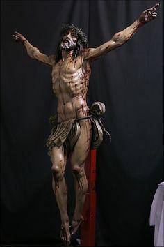 Cristo expirante de Juan Manuel Miñarro