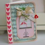 PTI: Love-Birds by Betsy Veldman.