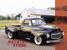 1959 Studebaker - Would love for my truck to look like this some day.