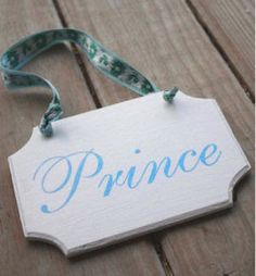 royal prince nursery decor - Google Search