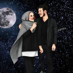Rain Gif, Portrait Photography Poses, Romantic Pictures, Couple Cartoon, Muslim Couples, Anime Couples, Couple Goals, Elsa, Girly
