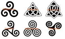 CELTIC TATTOO - CELTIC SISTERHOOD SYMBOL