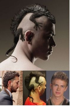 Strange Boy Haircuts Best Style And Best Hairstyles On Pinterest Hairstyle Inspiration Daily Dogsangcom