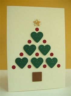 Diy christmas cards 182466222379015157 - Punch Art Fun: It's all about the trees… Source by scrapfuzz Cute Christmas Tree, Christmas Card Crafts, Homemade Christmas Cards, Christmas Cards To Make, Homemade Cards, Handmade Christmas, Holiday Cards, Christmas Punch, Christmas Room