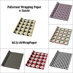 40% OFF Gift Wrapping Paper at Zazzle through 27 Nov 2016 with code BLACKFRISAVE. Use code CYBERMONSAVE on Nov 28. Use code CYBRWEEKSALE through Dec 2. http://www.zazzle.com/clownfishcafe/wrapping+paper?rf=238083504576446517&tc=20161127_pint_DDSCC #pattern #giftwrap #Christmas #monogram #StudioDalio
