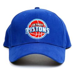 the latest ebe91 f66bb NBA Detroit Pistons LED Light-Up Logo Adjustable Hat,  7.99 Nba Caps, Hat