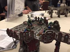 New Shadow Wars: Armageddon Game Play Pictures SPOTTED! - Spikey Bits